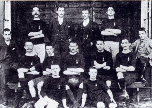 1892/93 Season