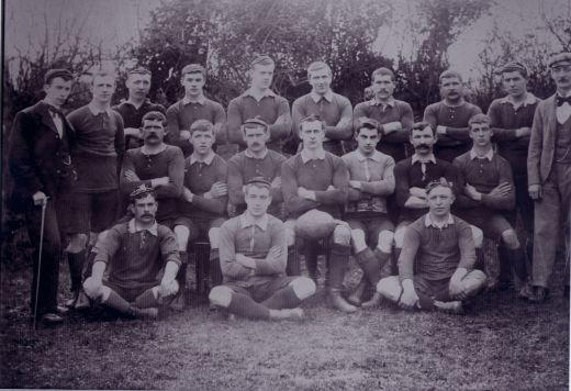 1898/99 Season